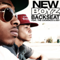 New Boyz: Single: Backseat