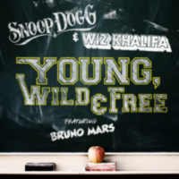SNOOP DOGG & WIZ KHALIFA : Young, Wild & Free feat. Bruno Mars