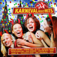 Various: Album: Karneval Kult Hits