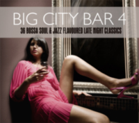 Various: Album: Big City Bar 4